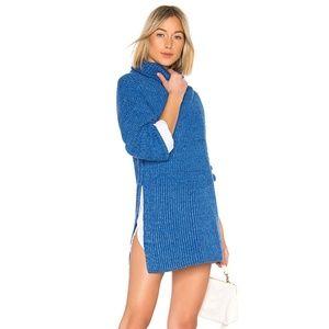Free People Oversized Elevan Cowl Neck Sweater XS
